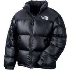 North Face Nuptse down feather filled jacket